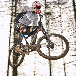 Photo of Rob WARNER at Ae Forest