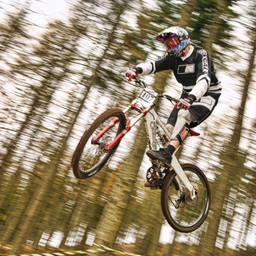 Photo of Philip ASHBRIDGE at Ae Forest