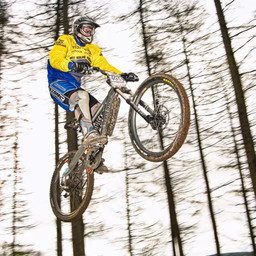 Photo of Alastair MACLENNAN (gvet) at Ae Forest