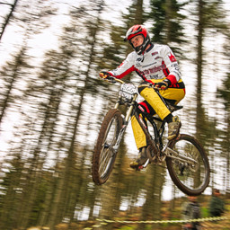 Photo of Ian CURRY at Ae Forest