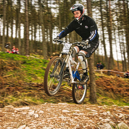 Photo of Russell THOMSON at Ae Forest