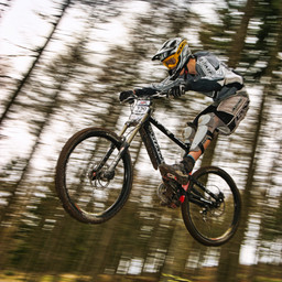 Photo of Paul ASTON at Ae Forest
