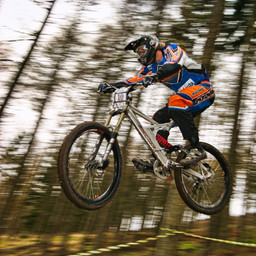 Photo of Jonny CHEETHAM at Ae Forest