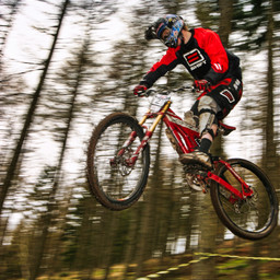 Photo of Tommy WILKINSON at Ae Forest
