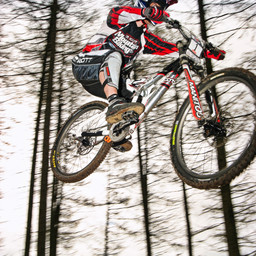 Photo of Will LONGDEN at Ae Forest