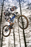 Photo of Alex EVANS (mas) at Ae Forest