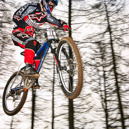 Photo of Scott BEAUMONT at Ae Forest