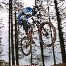 Photo of Michael COWAN at Ae Forest