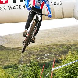 Photo of Fabien BAREL at Fort William