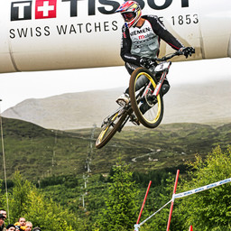 Photo of Cédric GRACIA at Fort William