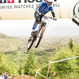 Photo of Justin LEOV at Fort William