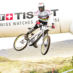 Photo of Greg MINNAAR at Fort William