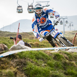 Photo of Rich THOMAS at Fort William