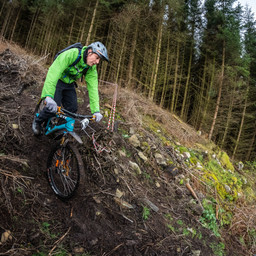 Photo of Celyn MITCHELL at Ae Forest