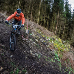 Photo of James HARRIS (mas) at Ae Forest