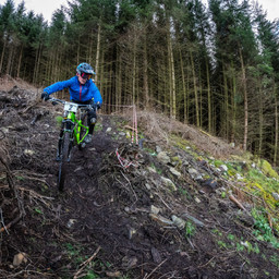 Photo of Rider 2 at Ae Forest