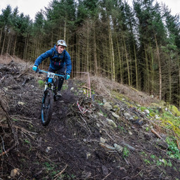 Photo of Rider 81 at Ae Forest