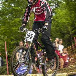 Photo of Ross TRICKER at Fort William