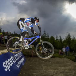 Photo of Mike KING (pro) at Fort William