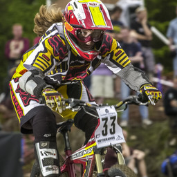 Photo of Sabrina JONNIER at Fort William
