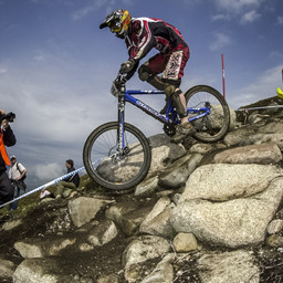 Photo of Tim MACKERSY at Fort William