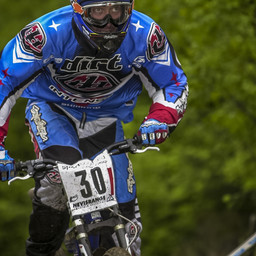 Photo of Nigel PAGE at Fort William