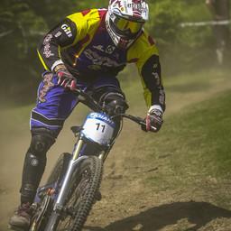 Photo of Rob WARNER at Abercarn