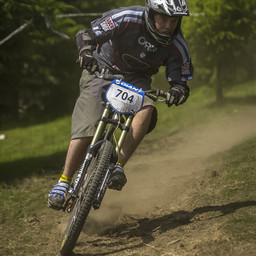 Photo of Toby FRITH at Abercarn