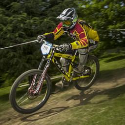 Photo of Nick TURNER (1) at Abercarn