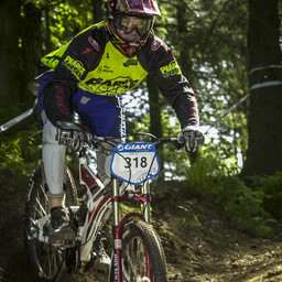 Photo of Jono SIMPSON at Abercarn