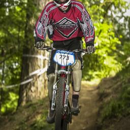 Photo of Simon BELLI at Abercarn