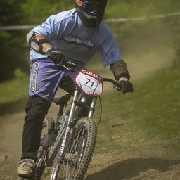 Photo of Mark MACIVER at Abercarn