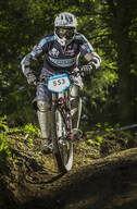 Photo of Pete DREW at Abercarn