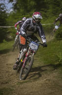 Photo of Stefan GLEED at Abercarn