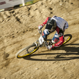Photo of Dan ATHERTON at Livigno