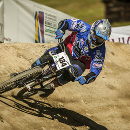 Photo of Fabien BAREL at Livigno