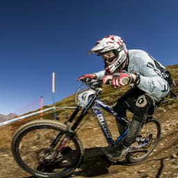 Photo of Rob WARNER at Livigno