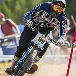 Photo of Dave DUGGAN at Livigno