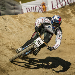Photo of Rider 191 at Livigno
