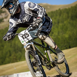Photo of Dan STANBRIDGE at Livigno