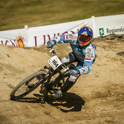 Photo of Raymon VAN DER BIEZEN at Livigno