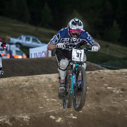 Photo of James HUGHES (mas2) at Livigno