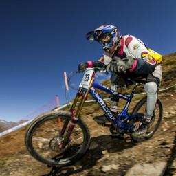 Photo of Stu THOMSON at Livigno
