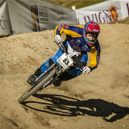 Photo of Dale HOLMES at Livigno