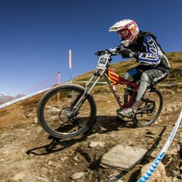 Photo of Simon EVERITT at Livigno