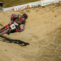 Photo of Sam HILL (elt) at Livigno