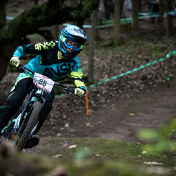Photo of Blaine BLACKWELL at Tidworth
