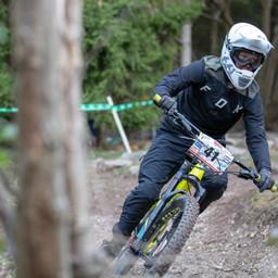 Photo of Aaron BROWN at Tidworth