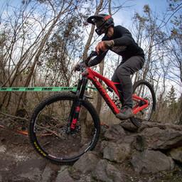 Photo of Daryl FINTER at Tidworth
