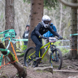 Photo of Aaron BROWN at Tidworth